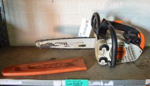 Stihl MS 150 TC Petrol Chainsaw