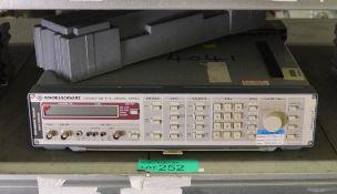 Rohde & Schwarz APN 62 Generator 1 Hz 260kHz
