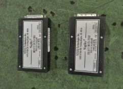 2x Nexiq Parallel Port Data Modules