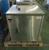 Counterline warming cabinet - 700mm x 690mm x 790mm