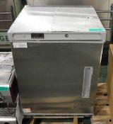 Buffalo single door freezer - CD562 - 600mm x 600mm x 850mm
