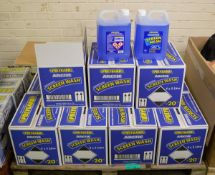 Polygard Artic screenwash - 5 Litre bottles - 4 per box - 11 boxes