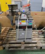 RJH Surface Technology Grinder & Buffer