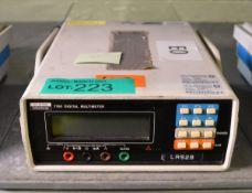 Solartron Schlumberger 7150 Digital Multimeter