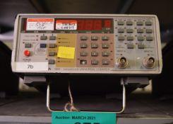 Racal Dana 1991 Nanosecond Universal Counter (missing shift button)