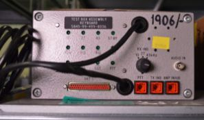 PEC Receiver Test Box Assembly