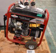 Briggs & Stratton Elite Series Portable Generator - 10000W/12500 Starting Watts