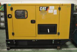 CAT Generator - AC Synchronous - Frame LC1514L - WDG 6/4 - Serial JMG00517 - Model C3.3 -