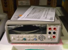 Agilent LXI 34410A 6 1/2 Digit Multimeter