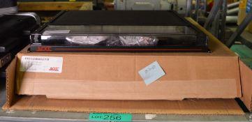OCC 24F Preterm ElectricalCabinet Chassis-Black