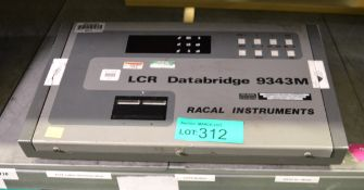 Racal-Dana 9343M LCR Databridge Unit