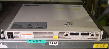 Lambda Genesys Gen 50-30 Programmable DC Power Supply Unit - Missing knobs