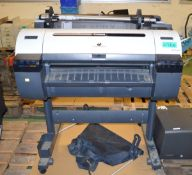 Canon GFE-IPF650 Printer With Stand - L1000mm x W720mm x H1000mm