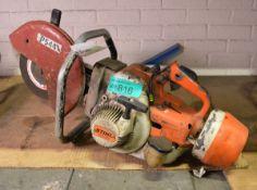 Stihl TS350 Petrol Concrete Saw