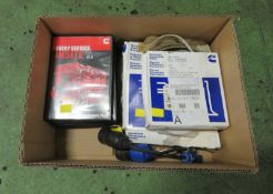 Various Vehicle Data and Diagnostic Software & Cables