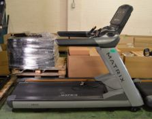 Matrix Ultimate deck treadmill