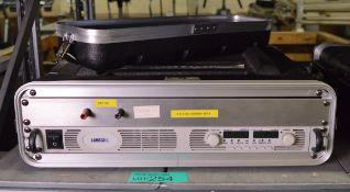 Lambda Genesys Gen 50-30 Programmable DC Power Supply Unit in carry case
