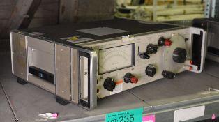 HP 334A Distortion Analyzer
