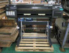 HP Designjet 1055cm Plus Printer L1580 x W680 x H1280mm