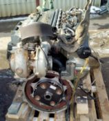 Yanmar RCD-6LY2X1 Diesel Boat Engine - 6LY2A-STP - 324kW (434HP) - possible coolant issue