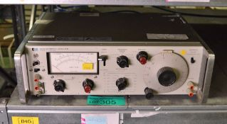 HP 334A Distortion Analyzer