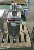 Lincat EB3 Water Dispenser & Instanta Water Dispenser (No power lead)