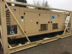 CAT Generator Model No 350 - Engine S/N No 1DZ16493 - 320Kva - 256Kw Rating