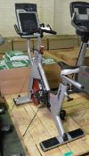 Star Trac eSpinner exercise spinner bike - 110V
