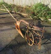 Ransomes - Early - Horse Drawn Root Lifter