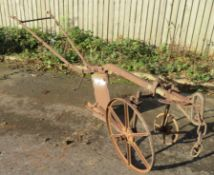 Horse Drawn Root Lifter