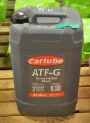 Carlube ATF-G Transmission Fluid - 25L