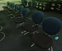 8x Office Chairs.
