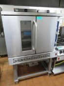 Falcon G7208 Gas Convection Oven One Tier