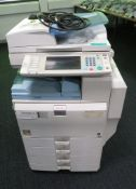 RICOH Aticio MP 4000 Printer & Scanner. Untested.