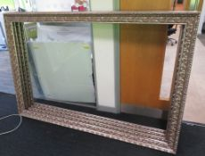 4x Large Decorative Wooden Frames.