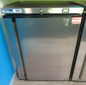 Scan Frost SSC162S Undercounter Fridge