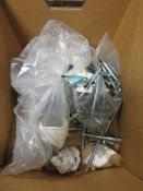 Box Of Budger Lock Tee Key Approximately 100.
