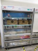 Williams C125-SCS Multideck Display Fridge.