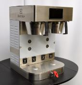 Electrolux EPBC2A2UK PrecisionBrew Double Coffee Brewer with 2x 5.7l Air-Heated Coffee Shuttles