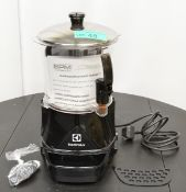 Electrolux LOLA6UK Electric Hot Chocolate Dispenser - 6L - BRAND NEW