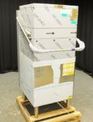 Electrolux EHT8IWSGR Hood Dishwasher with rack support - 400v - BRAND NEW