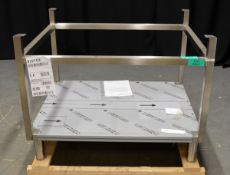 Electrolux Stainless Steel Oven Stand - L1085 x D885 x H820mm - BRAND NEW