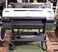 Canon IPF650 Printer ImageProGraf With Stand - L1000 x W720 x H1000mm