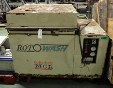 Rotowash MCR Industrial De-Greaser Unit - L1420mm x W1100 x H1100mm