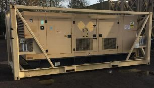 CAT Model 350 Generator - 320Kva / 256Kw - Running (See description for full information)