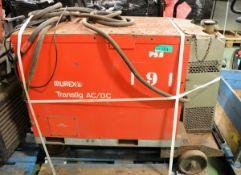 Murex Transtig AC/DC 360 Welder Unit - L1200 x W600 x H930mm