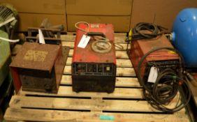 Murex Transtig SSP 200 DC Welder Unit, Murex Transtig T.W.C.U. Welder Coolant Unit & Murex