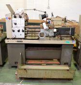Harrison M300 Lathe - L1600 x W900 x H1270mm