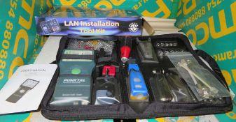 Philex Electronic Gold Tool Lan Installation Kit