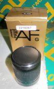 Nikon AF Nikkor Camera Lens 28-100mm 1:3.5- 5.6G serial 2254727